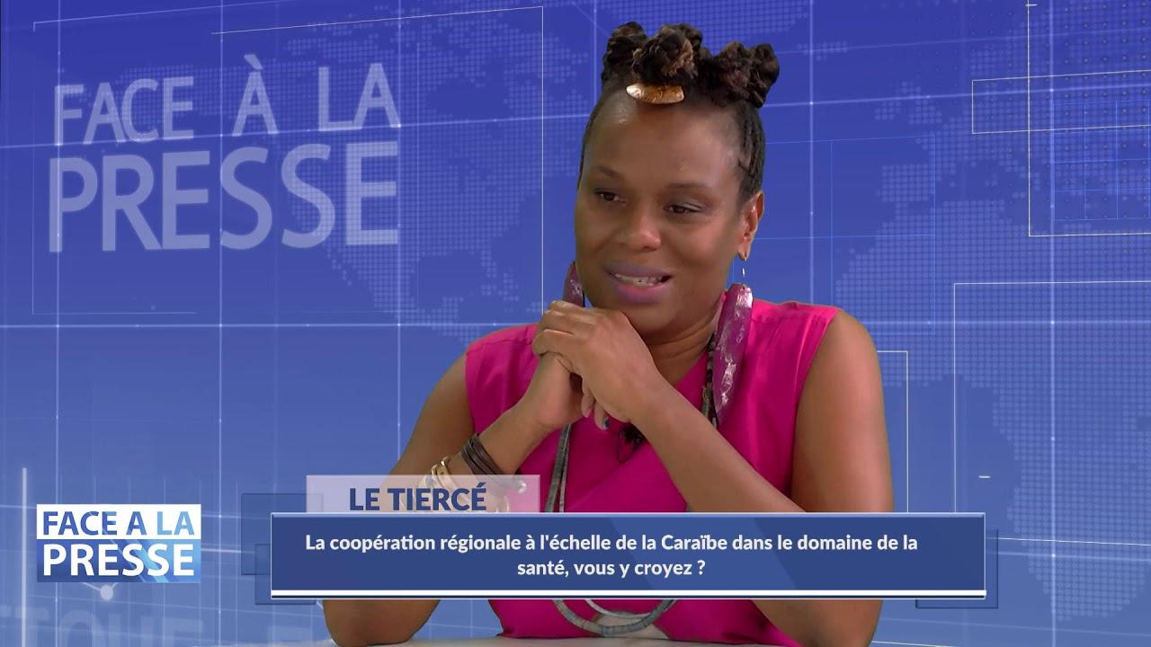 Face à la Presse avec Dr. Mona HEDREVILLE - PARTIE 2