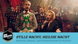 "Jan Böhmermann feat. Marijke Amado ""Stille Nacht, Heilige Nacht"" | NEO MAGAZIN ROYALE in Concert"