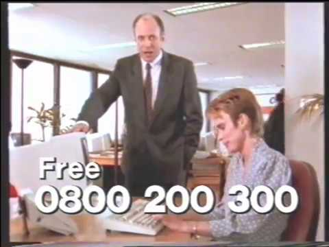 Churchill Car Insurance Advert (Late 1980's / Early 1990's)