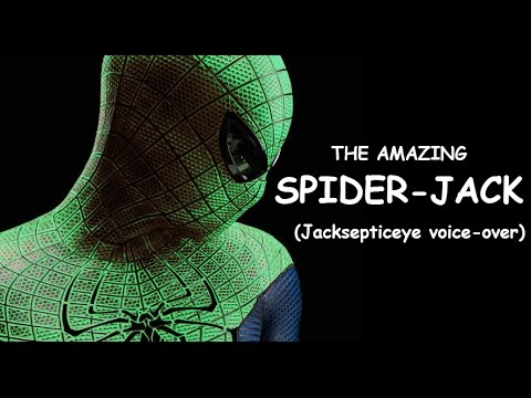 The Amazing Spider-Man 'Lizard at School' | Jacksepticeye voice-over