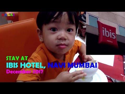 Toddler learning videos | Having Fun | Stay At IBIS Hotel Navi Mumbai India