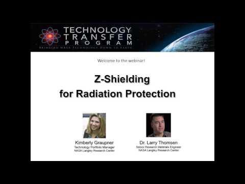 NASA Langley Radiation Protection Technology Webinar
