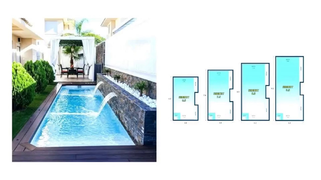Small Swimming Pool Size Ideas Youtube