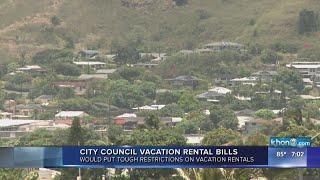 Vacation rental follow up