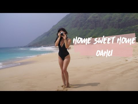 TRAVEL VLOG: HOME SWEET HOME OAHU  // ELLEKAE