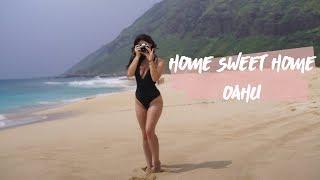 TRAVEL VLOG: HOME SWEET HOME OAHU  // ELLEKAE