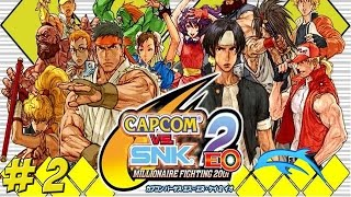 Capcom vs. SNK 2 EO! On Dolphin Part 2 - YoVideogames