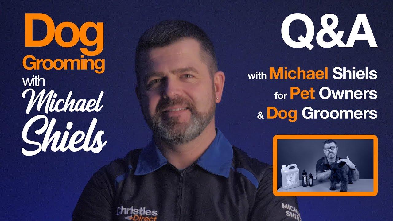 MICHAEL SHIELS Q&A