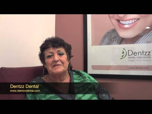 Dentzz Review - A patient from Australia