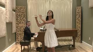 Ibert Flute Concerto by Sarah Parks - Part 3