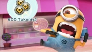 Despicable Me: Minion Rush - The Final Countdown Time Attack Special Event! My Highest Score!