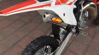 FMF exhaust pipe for the KTM 65 sx 2017/2016