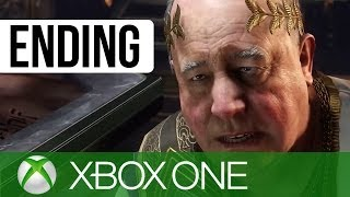 Ryse Son of Rome ENDING Gameplay Walkthrough Part 20 - Emperor of Rome (XBOX ONE 1080p HD)
