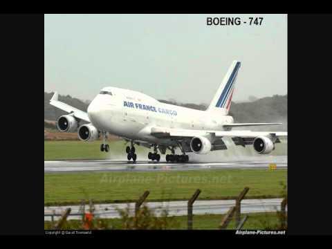 BOEING TRIBUTE - 707, 717, 727, 737, 747, 757, 767, 777, 787, 797