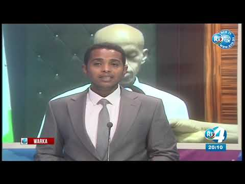 RTD : Journal Somali du 20/03/2020