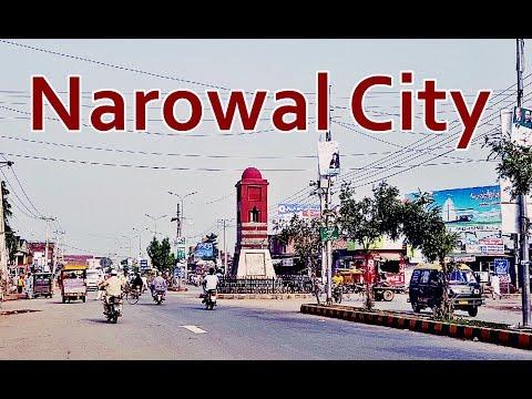 Circular Road Narowal City