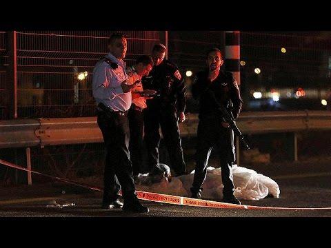 Palestinian shot dead after stabbing Israeli