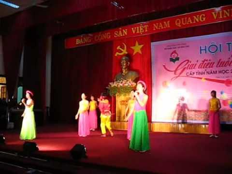 Giai điệu tuổi hồng vòng tỉnh - 2010 - THPT Yên Lạc - P3