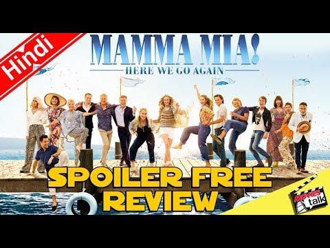 mamma mia here we go again movie spoiler free review