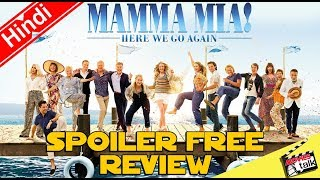 Baixar Mamma Mia Here We Go Again Movie Spoiler Free Review [Explained In Hindi]