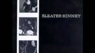 Watch SleaterKinney Slow Song video