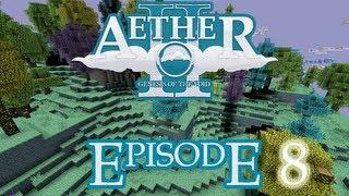 Minecraft: Aether II - Episode 8 - Slider Boss Fight