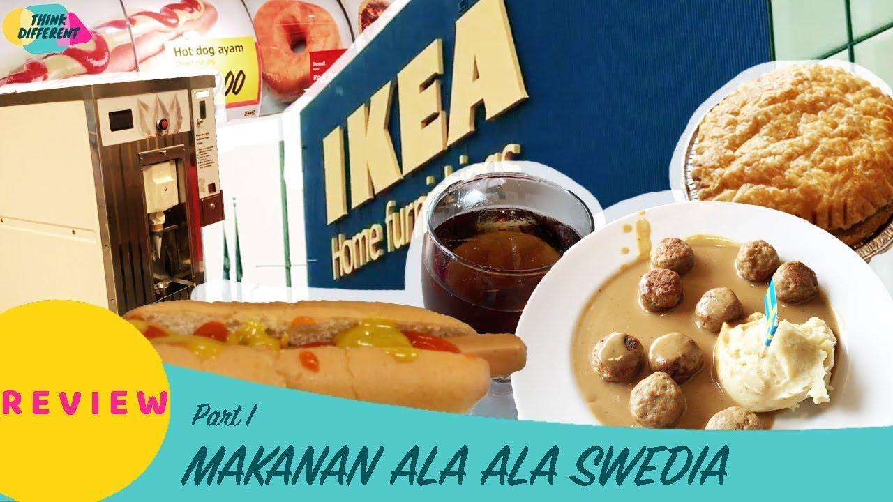 Ada Makanan Apa Di Ikea Part 1 Ikea Review Youtube