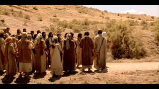 Jesús aclama a Juan el Bautista: Venid a mí.