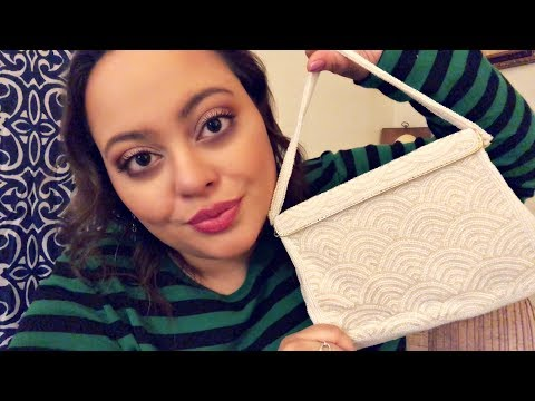 ASMR| CALMING COLLECTIONS| My Fancy Bags
