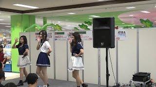 D'×INAGAWA SPECIAL LIVE Vol.6」@イオンモール猪名川 出演:KissBeeWE...