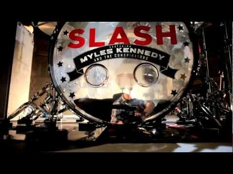 "Slash – Behind the Scenes of ""You're A Lie"""