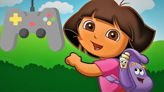 Dora the Explorer - Backpack Adventure (PC) (2002)