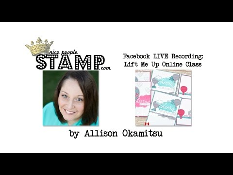 Lift Me Up Online Class: Facebook LIVE Recording