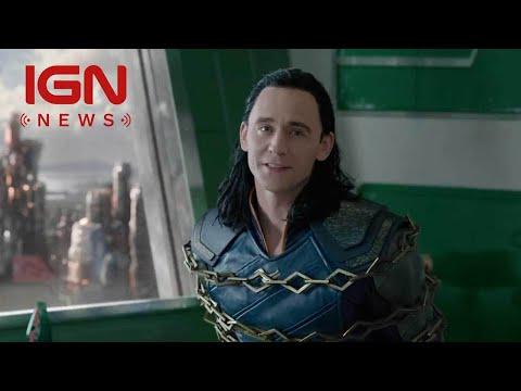 Tom Hiddleston Talks Loki, Hela - IGN News