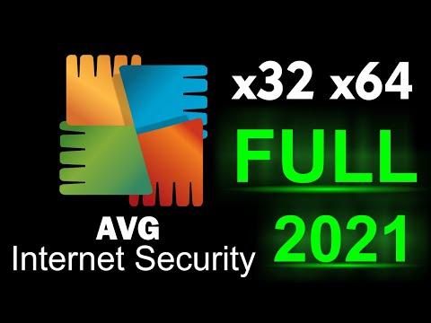 ►►► AVG INTERNET SECURITY 2020 ◄◄◄ SERIAL 2021¡¡¡ X32 Y X64 BITS █ Programas Y Tecnología Uno █