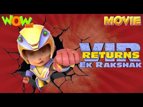 Vir Ek Rakshak Returns - Vir The Robot Boy - Movie with ENGLISH, SPANISH & FRENCH SUBTITLES!