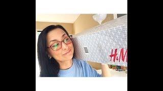 Розпакування: посилки з H&M і H&M Home! HAUL на знижки!