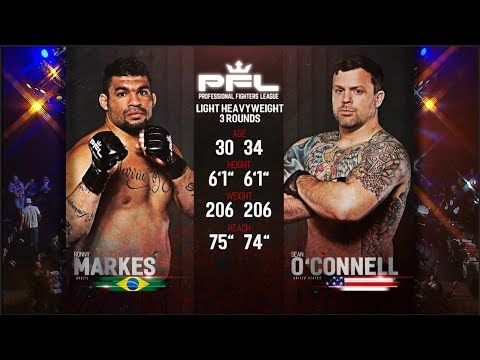 PFL Full Fight Friday: Sean O'Connell vs. Ronny Markes