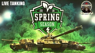 PROFESSIONAL TOURNAMENT SERIES & TANK GIVEAWAY