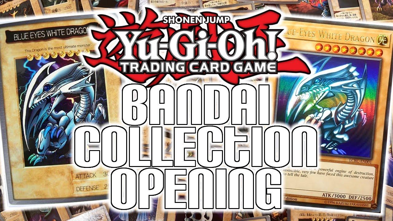 ORIGINAL BANDAI Yu-Gi-Oh! Collection Opening!