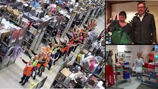 Das war der Dezember in den Amazon Logistikzentren