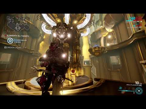 Warframe: Octavia Chassis Location and Music Puzzle - Lua