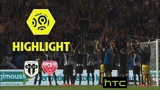 Angers SCO - Dijon FCO (3-1) - Highlights - (SCO - DFCO) / 2016-17