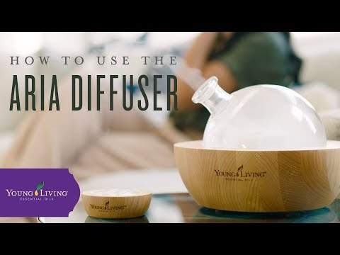how-to-use-your-young-living-aria-ultrasonic-diffuser