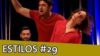 IMPROVÁVEL - ESTILOS #29