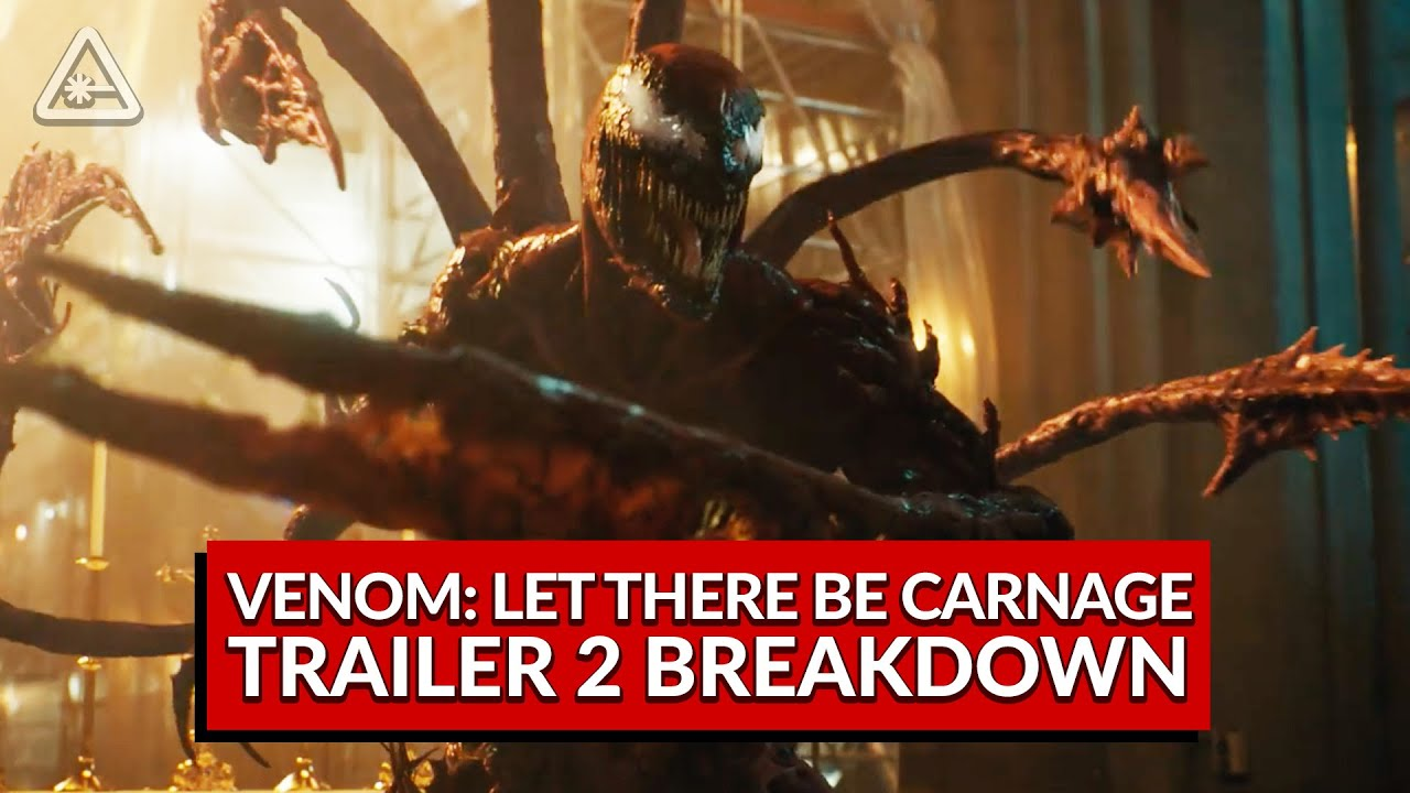 Carnage Takes Center Stage In New 'Venom 2' Trailer