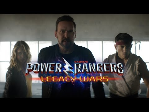 Power Rangers Legacy Wars: Street Fighter Showdown – Official Teaser