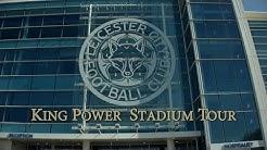 King Power Leicester City Stadium Tour