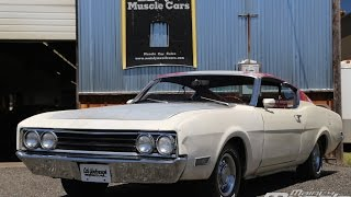 1969 Mercury Cyclone Spoiler II Cale Yarborough Special - Mainly Muscle Cars Test Drive