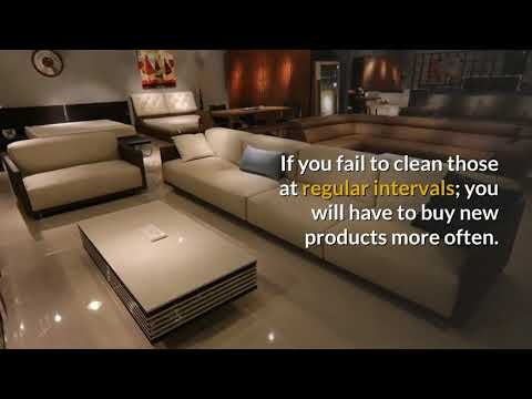What Is The Right Sofa Cleaning Melbourne Method?